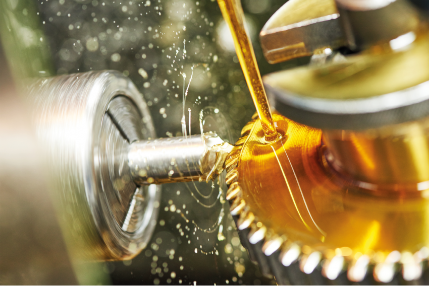 Necessary functions of lubricants