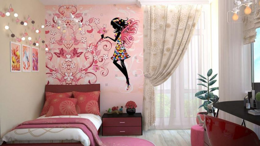 How to decorate room for kids